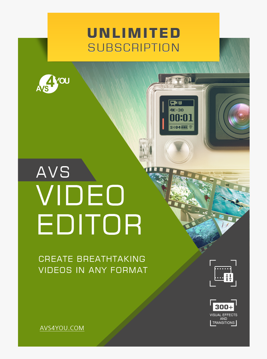 AVS Video Editor 9.3.1.354 Crack Plus Activation Key 2020