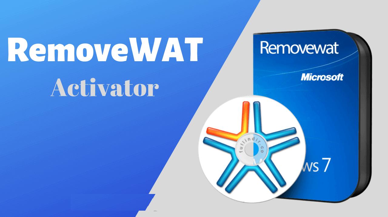 Removewat window activator free download