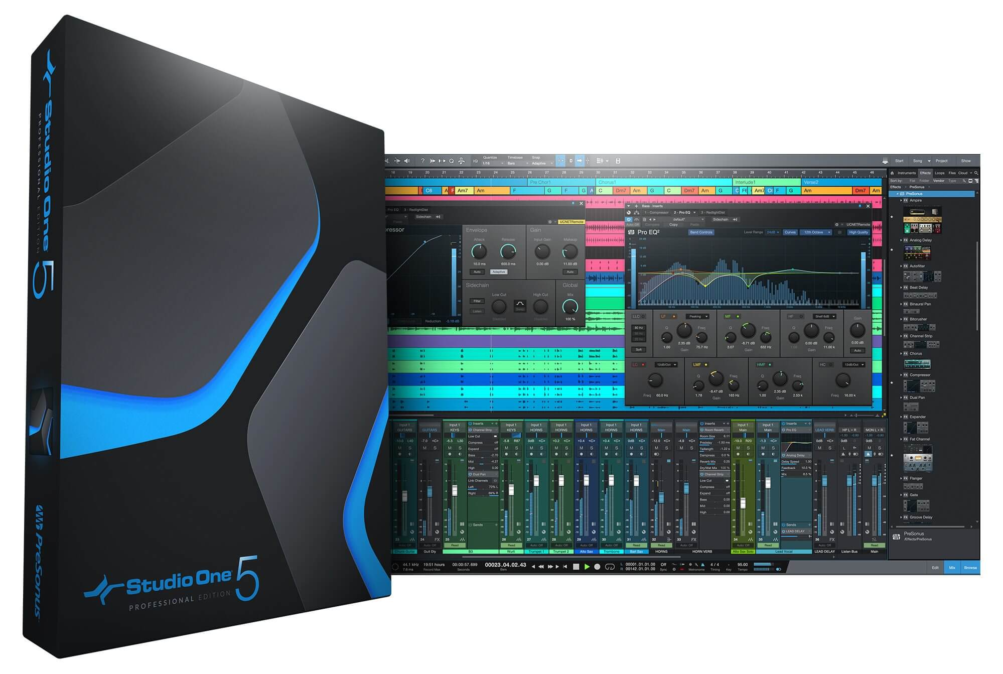 Studio one 4 Pro Activation key
