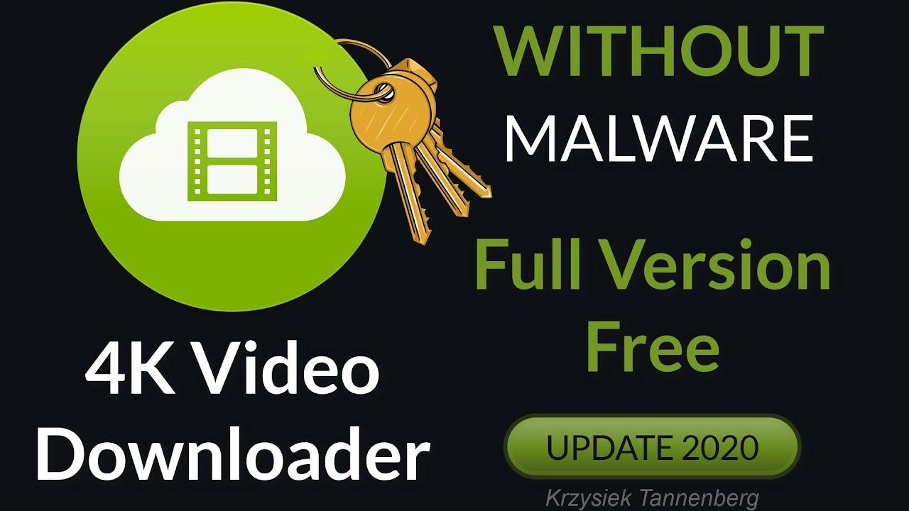 4k video downloader licence key
