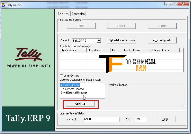 Telly Erp Activation Key