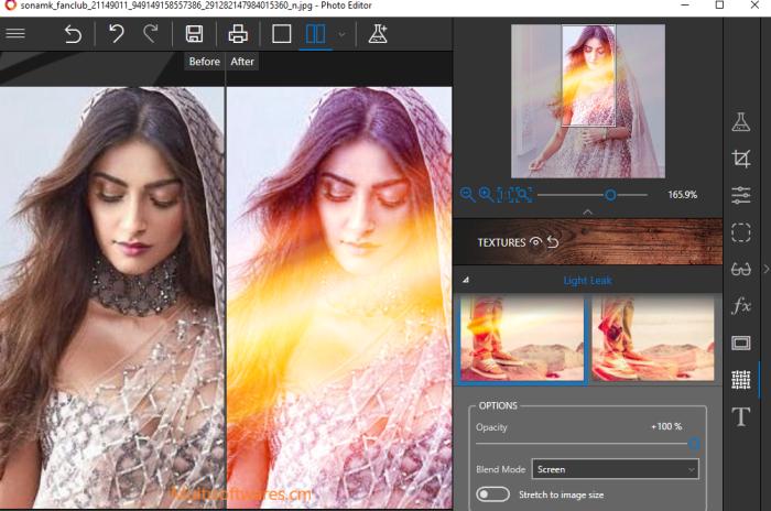 InPixio Pro Photo editor