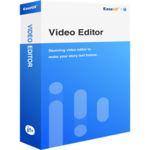 EaseUS Video Editor 1.7.1.63 Crack + Serial Key [Latest 2021]