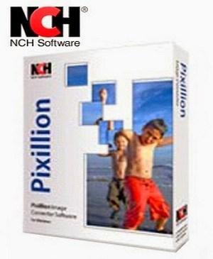 NCH Pixillion Image Converter Plus